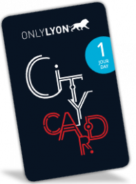 Lyon City Card 1 day : Adult