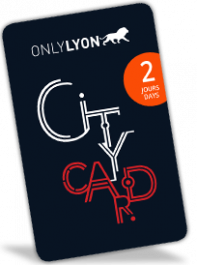 Lyon City Card 2 days : Adult